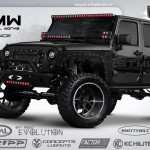 Showtime Metal Works Jeep